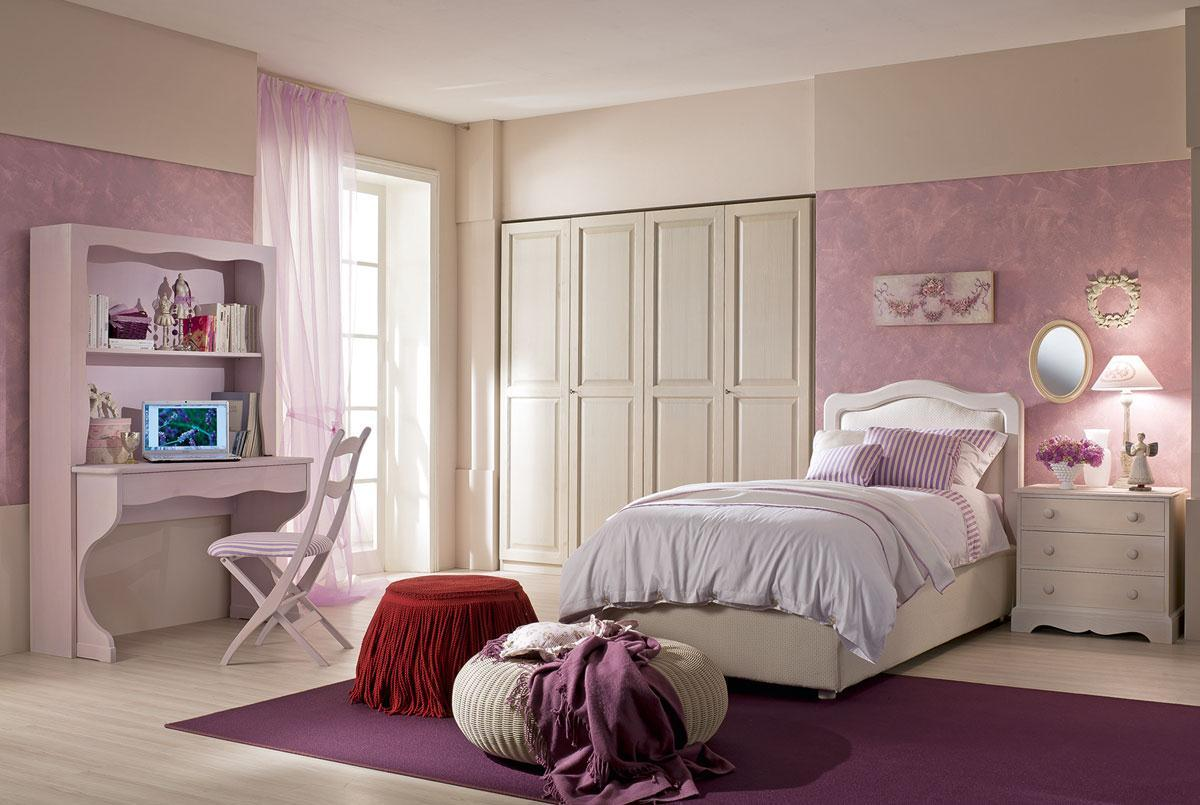 De baggis softly arreda for Camere da letto in stile provenzale