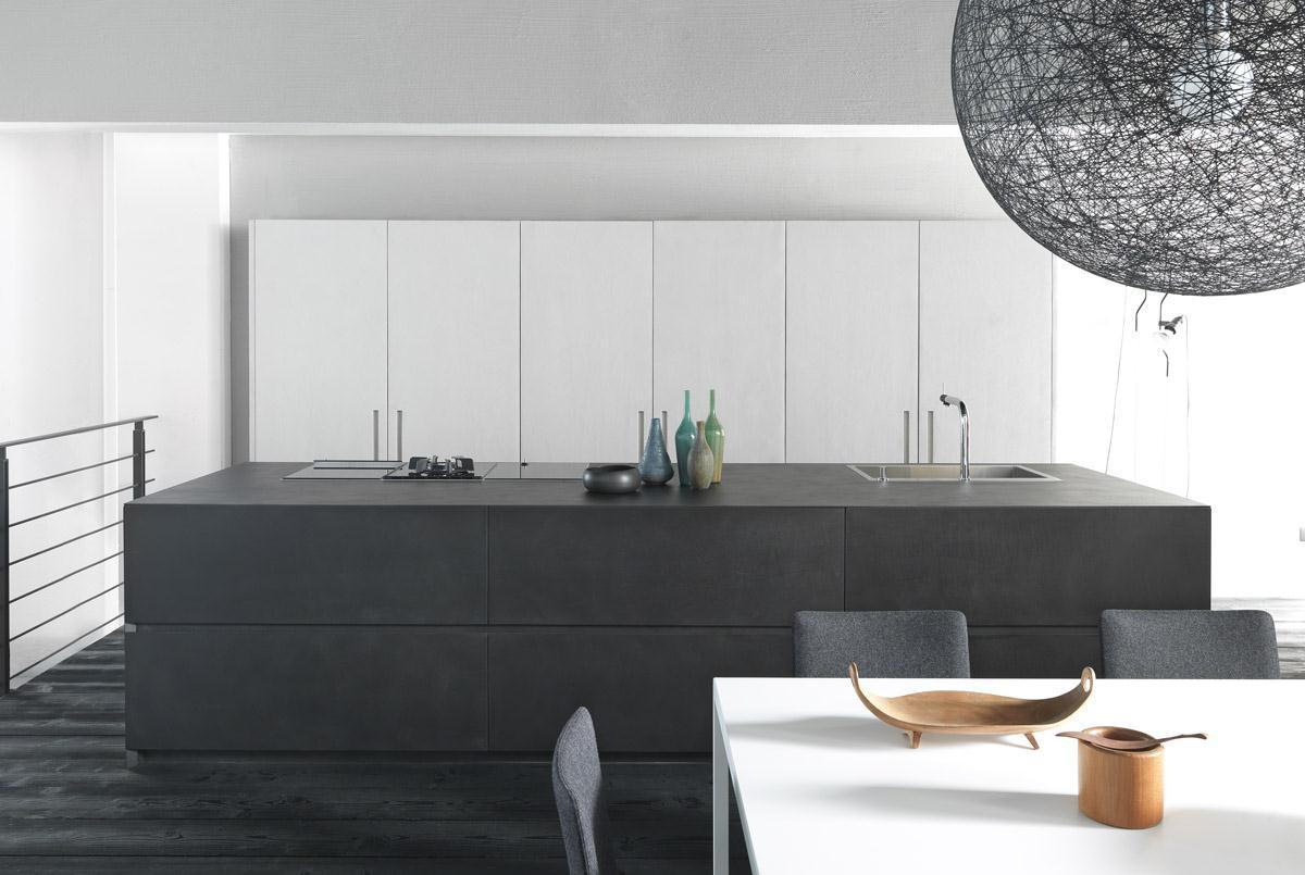 Cucine softly arreda - Top cucina in resina ...
