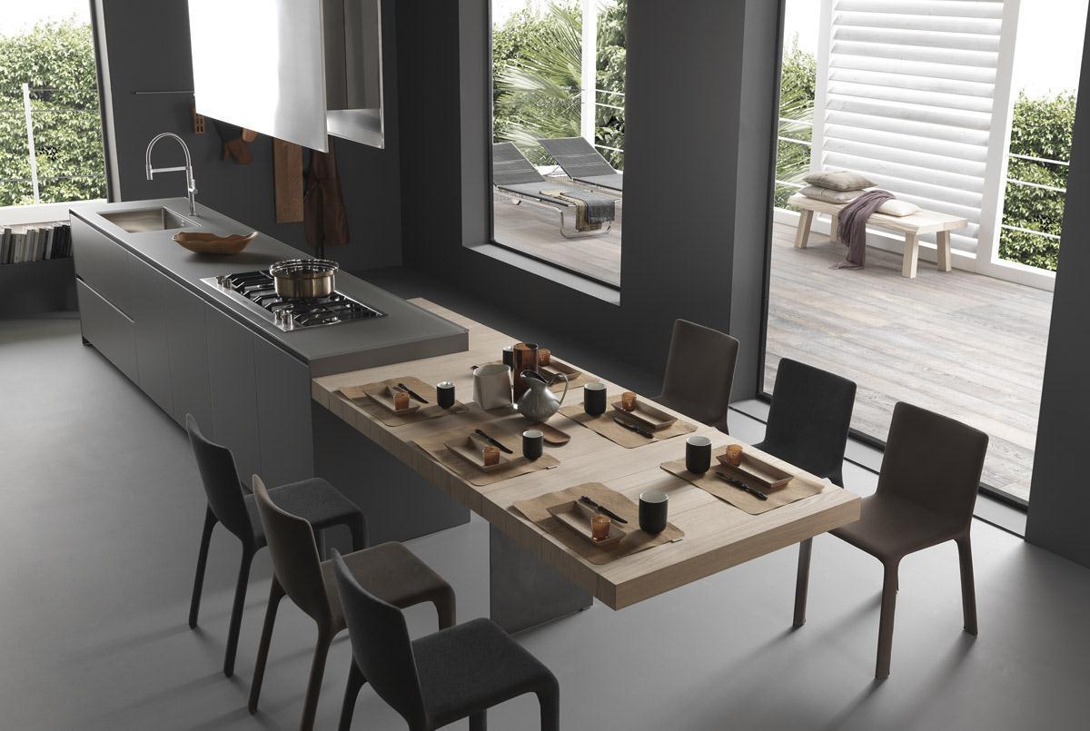Forum colore cucina nuova ad isola - Top cucina in vetro ...